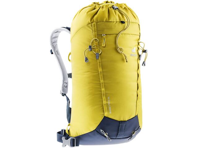 deuter Guide Lite 22 SL Backpack Women greencurry/navy